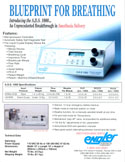 ADS 1000 Anesthesia Machine / Ventilator