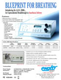 ADS 2000 Anesthesia Machine / Ventilator