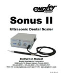 SONUS II Instruction Manual