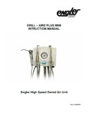 Drill-Aire Plus  Mini Operators Manual