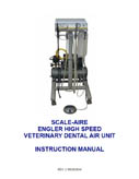 Scale-Air Tank Compressor Operators Manual
